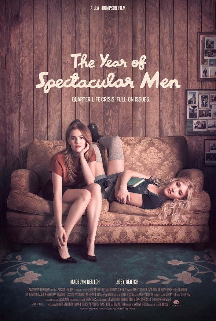Year of Spectacular Men
