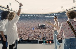 Bohemian Rhapsody Wembley Stadium