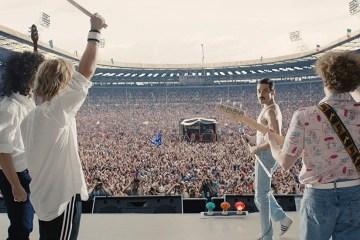 Bohemian Rhapsody Wembley Stadium