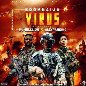 virus (Music)  VIRUS FT HUMBLELION X ALLYRANKING