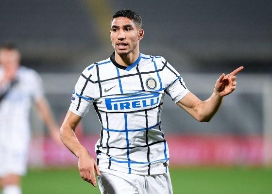 Inter Milan respond to Chelsea's transfer offer for Achraf Hakimi