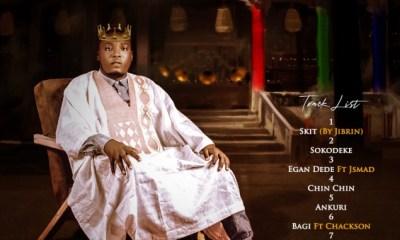 [FULL EP] Badwiz – King Tsoede