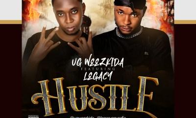 UG Weezkida - Hustle ft Legacy