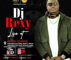Dj Rexy Club Tour 2021