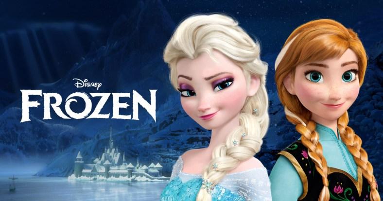 Konspirācijas teorija Frozen