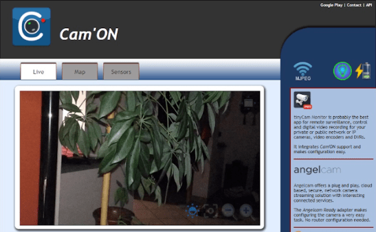 CamON Live Streaming for PC