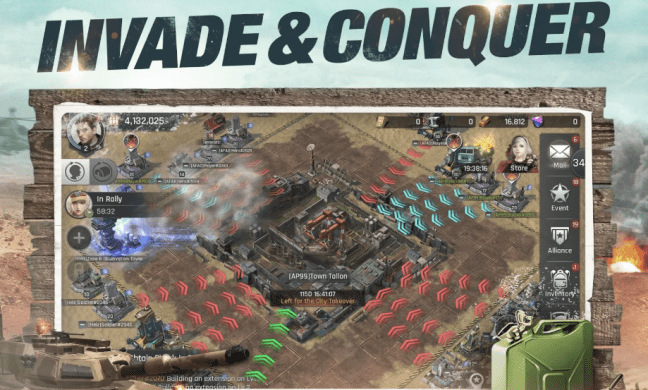 CrossFire Warzone for PC