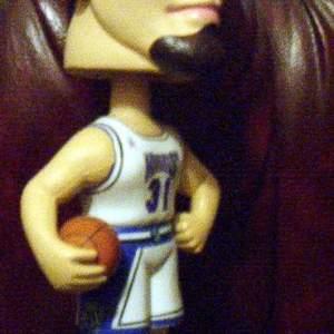 Sacramento Kings Bobblehead Scott Pollard