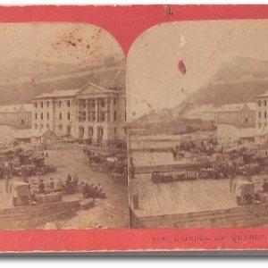Stereoscopic View Quebec