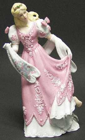"Lenox ""Cinderella"" Porcelain Figurine"