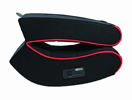 cohesion gaming chair with speakers folded