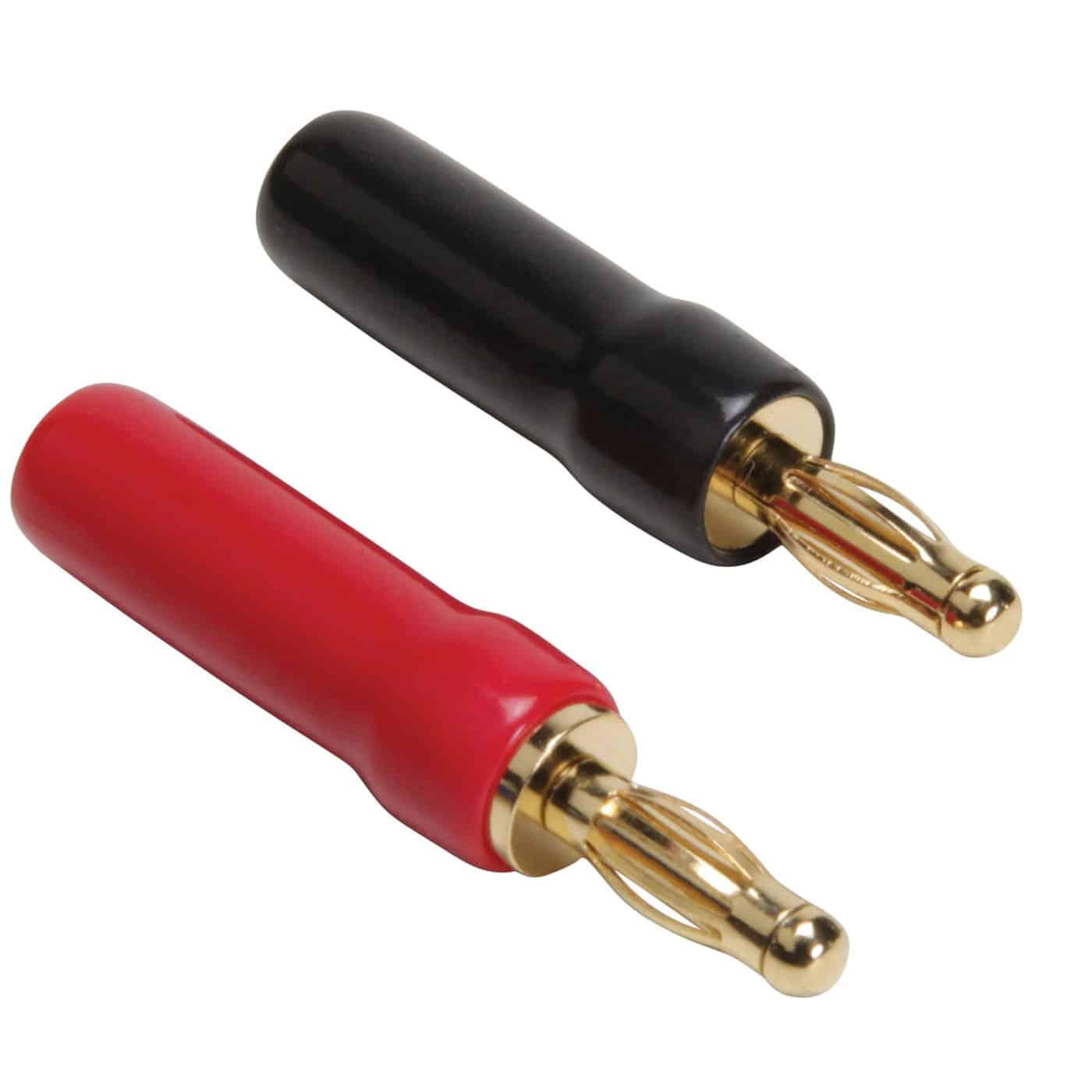 hight resolution of 2 banana plugs
