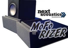 Mofo Rizers Isolation Pad