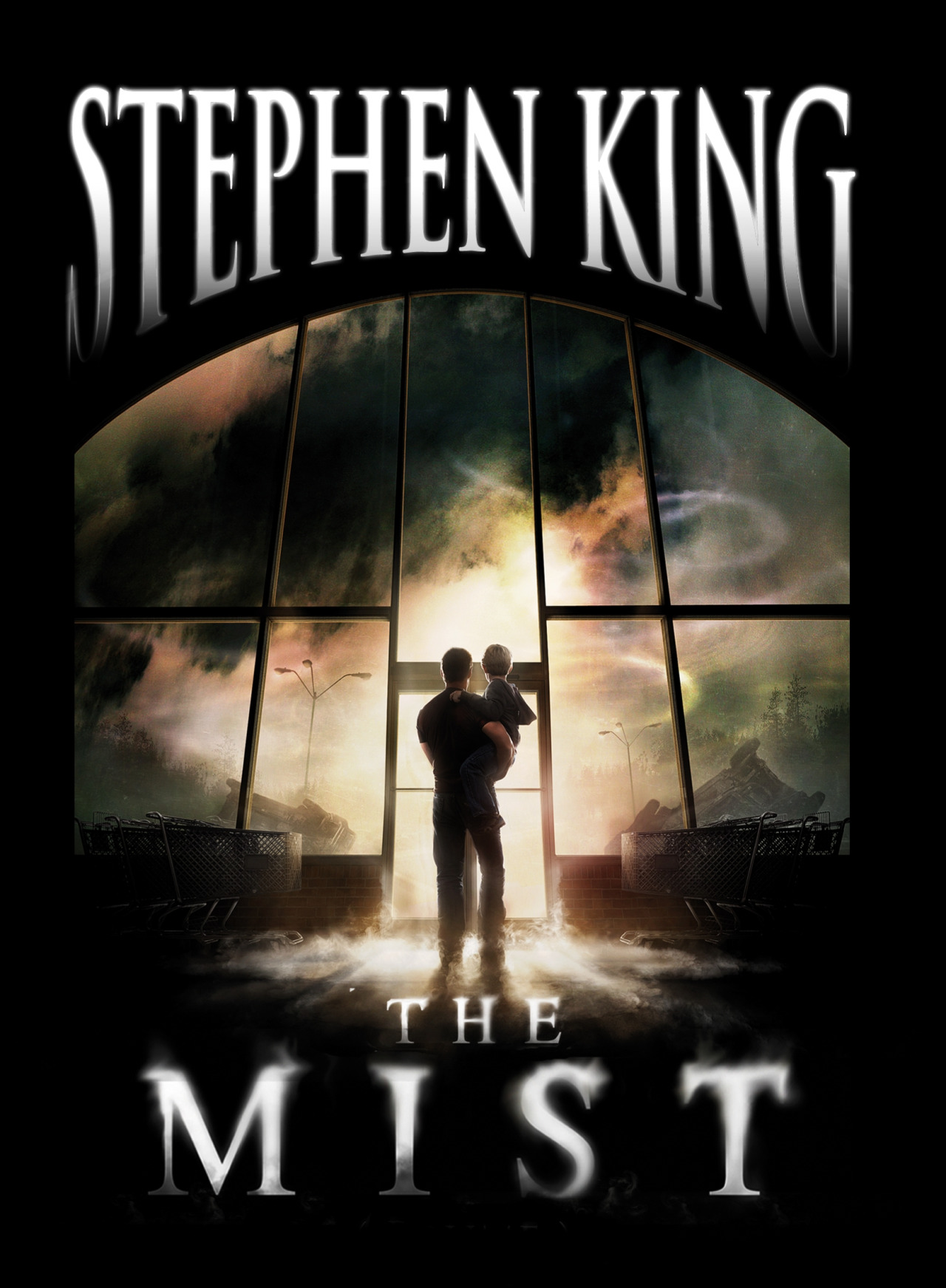 Image result for the mist by stephen king book