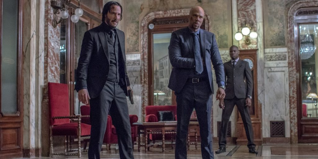 John Wick 3 Production Start Date New Villain More Reportedly