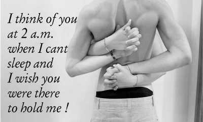 Sad love quotes - i think of you