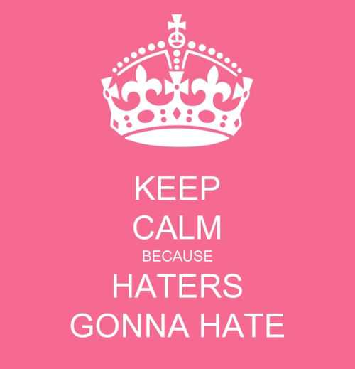 Quotes About Hate And Haters Sayings Hate Quotes Boomsumo Quotes