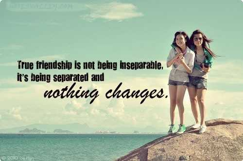 Heart Touching Friendship Quotes