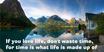 Quotes about love and life - Love life Quotes