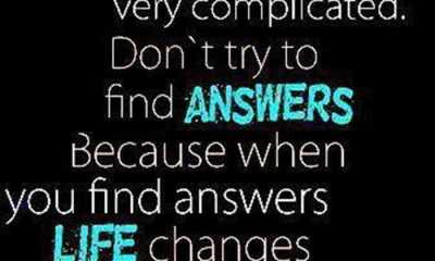 Best quotes about life Changes Questions inspirational quotes