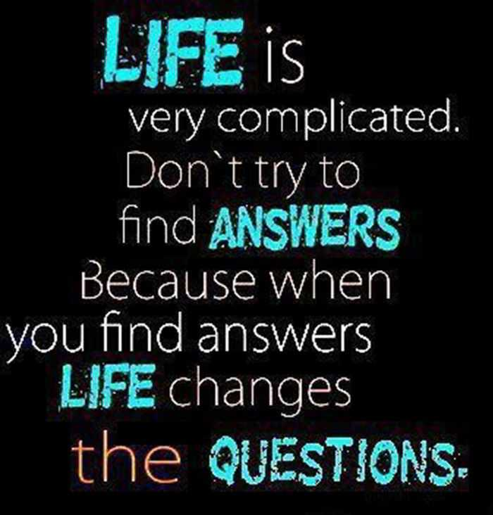 Wonderful Best Quotes About Life Changes Questions U2013 Inspirational Quotes