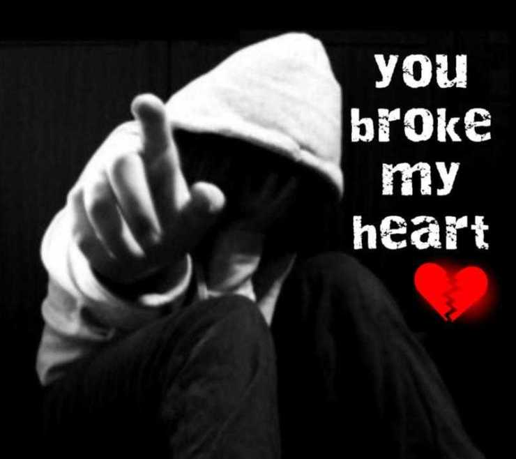 Broken Heart Quotes about life quotes