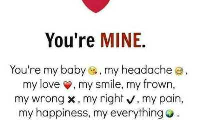 You are Mine Always - Best Love Quotes