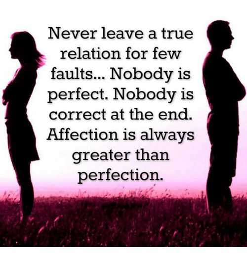 Cute Relationship Quotes: Cute Relationship Quotes, Affection Is Always Greater Than