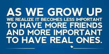 Best friendship quotes As We Grow UP! Quotes about friendship