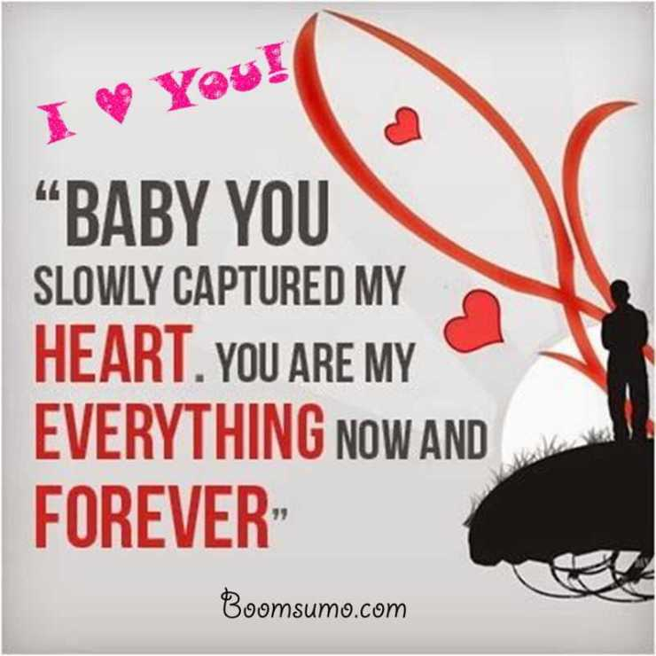 Cute Love Quotes You Are My Eveything Forever Quotes About Love And