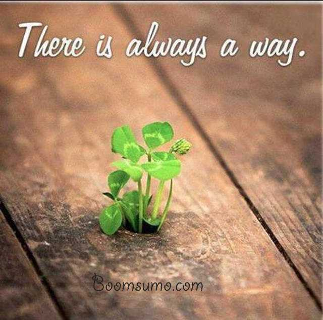 cool quotes about life Always a Way short quotes