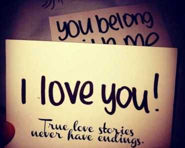 Love Story Quotes Entrancing 45 Awesome Love Quotes For Him From Your Heart And Soul Cute