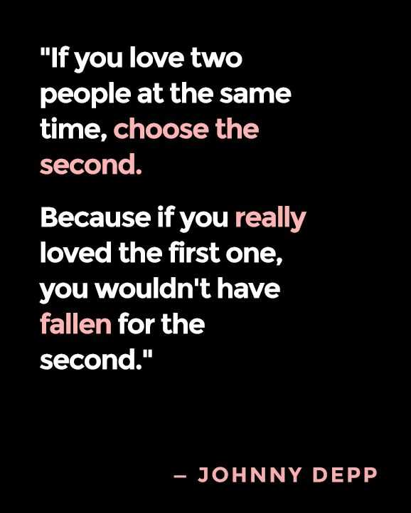 Inspirational Love Quotes Choose Second If You Love Boomsumo Quotes