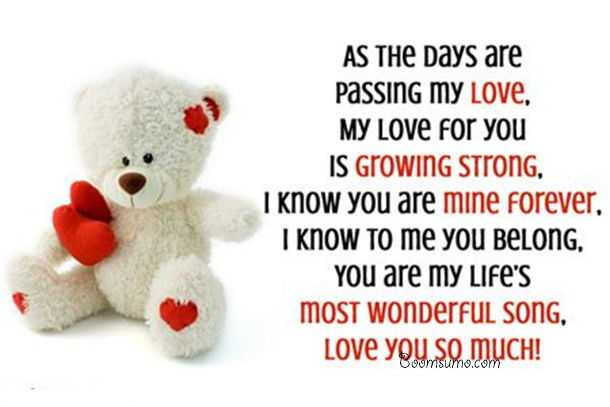 I Love You So Much Quotes Gorgeous Beautiful Love Quotes Forever 'I Love You So Much BoomSumo Quotes