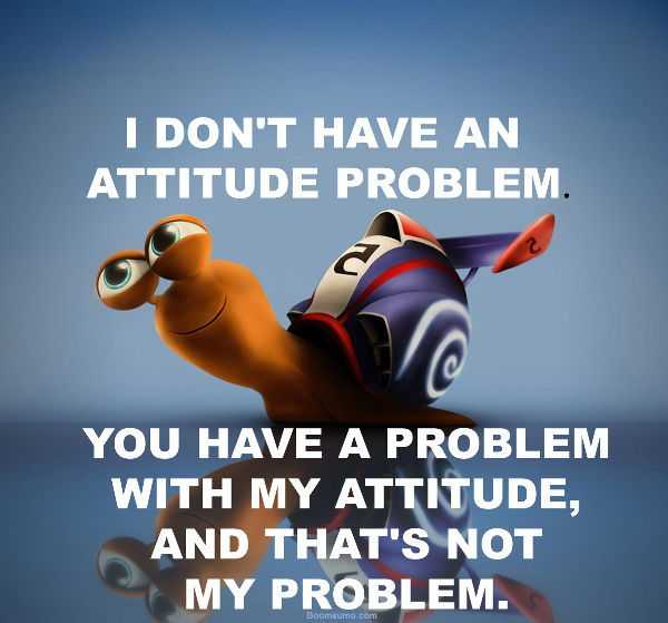 Cool Funny Quotes If You Have Attitude Problem Try Me Funny
