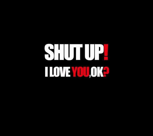 funny quotes Funny Love Quotes What did you say