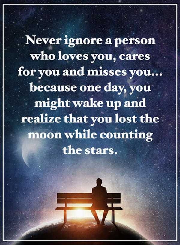 Love Quotes Who Lost The Moon While Counting Stars Sad Love