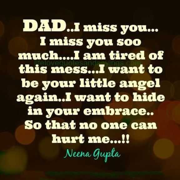 Best Fathers Day Quotes Dad I miss You So Much – Good Quotes About Dads