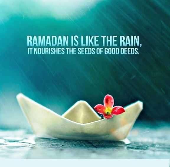 Eid Mubarak quotes Ramadan Sayings Ramadan Is Like The Rain For