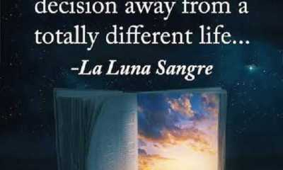 Inspirational Quotes Life sayings You're One Decision, For Different Life