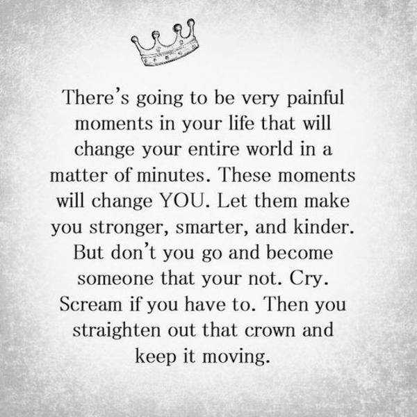 Positive Uplifting Quotes For Difficult Times To Make Crown Keep It Awesome Inspirational Uplifting Quotes