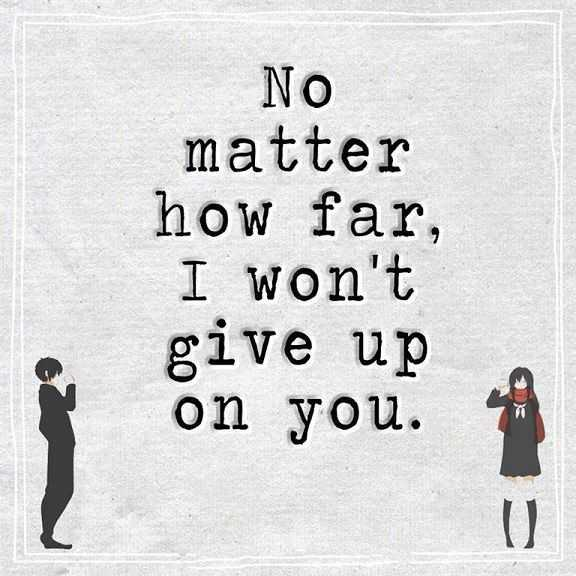 Giving Up On Love Quotes Mesmerizing 48 Never Give Up Quotes Top