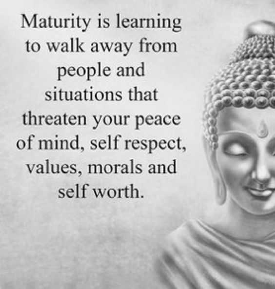 Peace One Day Quotes: Positive Quotes Of The Day: Maturity Is Learning To Walk