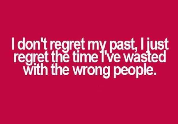 Sad Love Quotes: I\'ve Wasted Wrong People Wrong Time, Just I Think ...