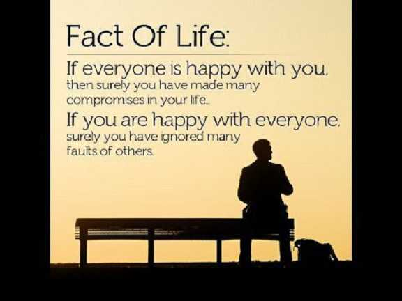Best Happy Quotes About Happiness Fact Of Life, If