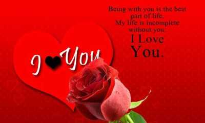 Best Love Quotes I Love You Sayings My Life