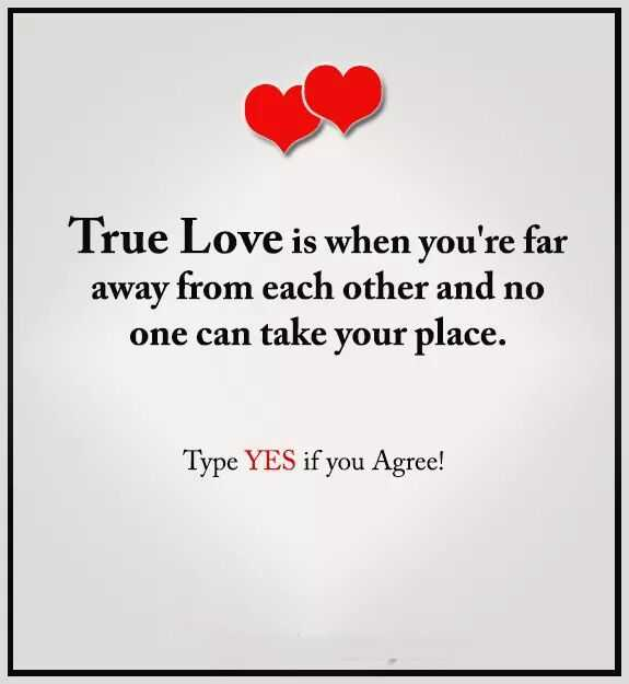 Best True Love Quotes No One Can Take Your Place, If True