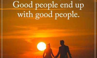 Good Quotes about life Don't rush Anything Finally End With Good People