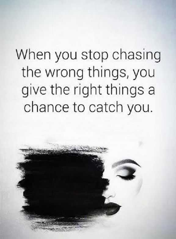 Inspirational life Quotes: Life Sayings When You Stop