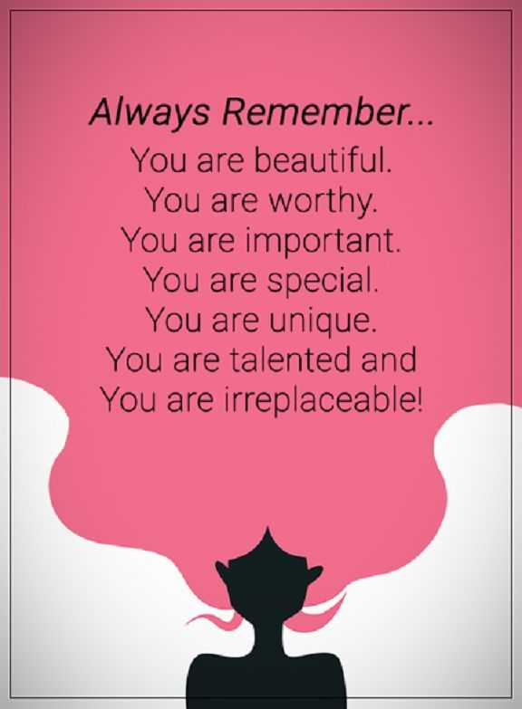 Inspirational Quotes About Life Always Remember You Are Unique Magnificent Latest Unique Inspirational Quotes